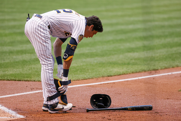 Christian Yelich's Slump - Last Word On Baseball