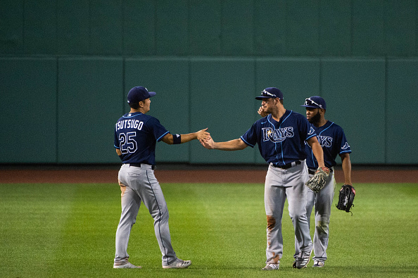 Rays Red Sox
