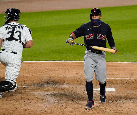 White Sox Indians