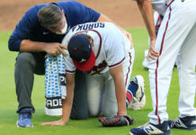 Mike Soroka Torn Achilles