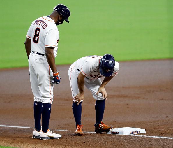 Astros Injury Report