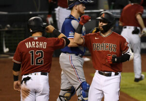 Diamondbacks Rangers