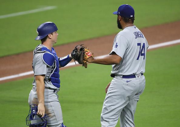 Dodgers Bullpen