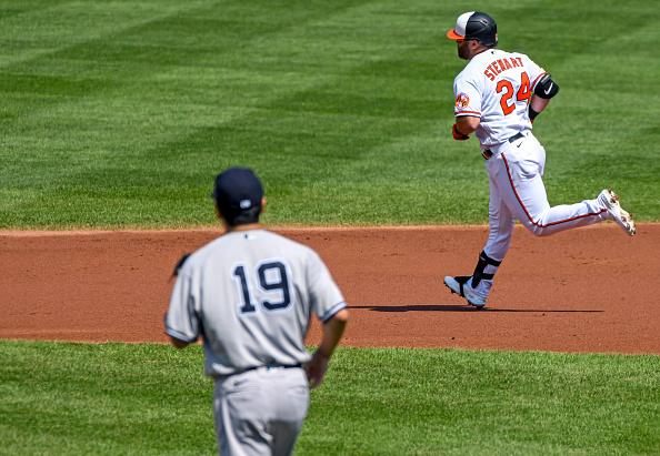 Orioles Yankees