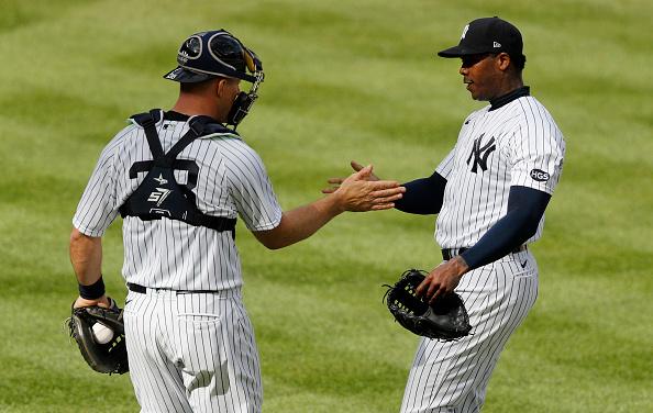 Yankees pitching