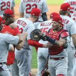 Cardinals Padres