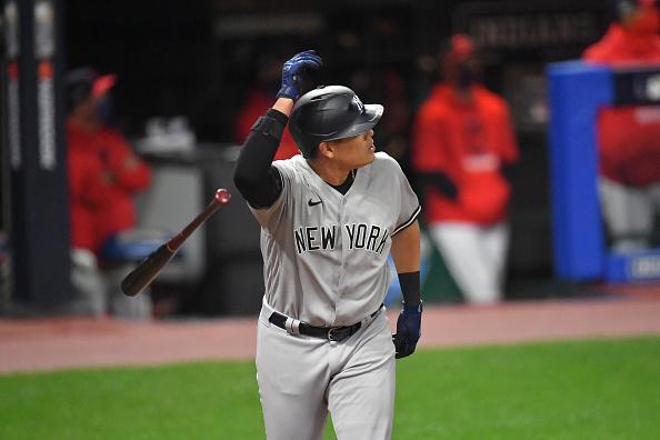 Yankees Indians