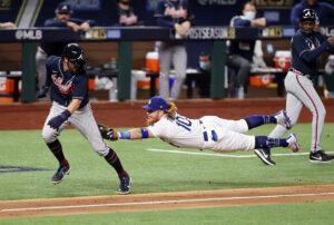 Dodgers Braves