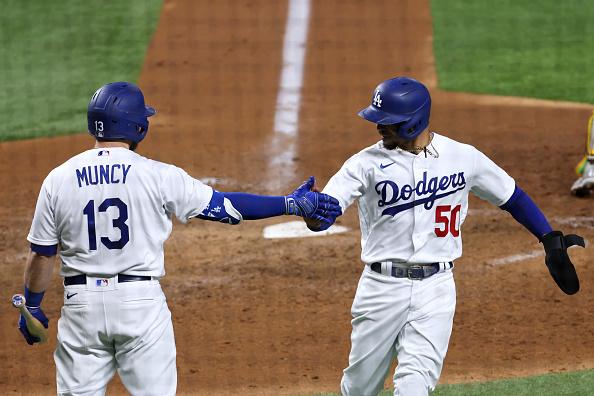Dodgers Padres