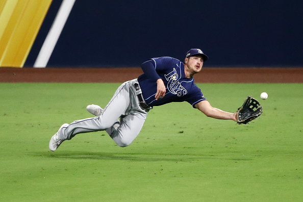 Rays Astros