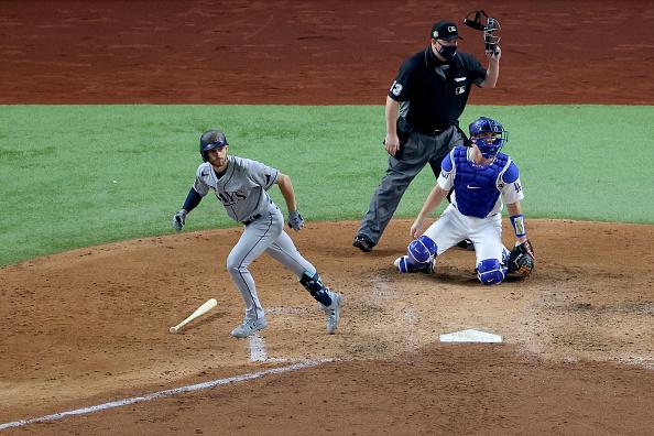 Rays Dodgers