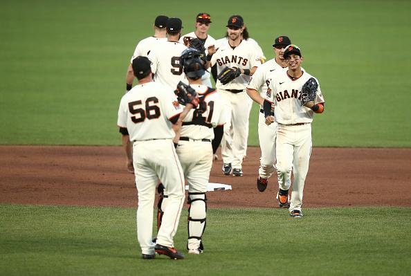 San Francisco Giants 2020