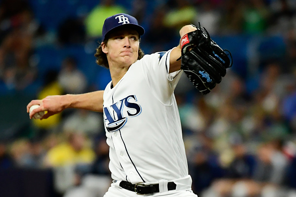 Rays Yankees