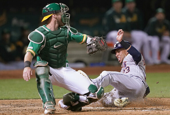 Astros vs. Athletics