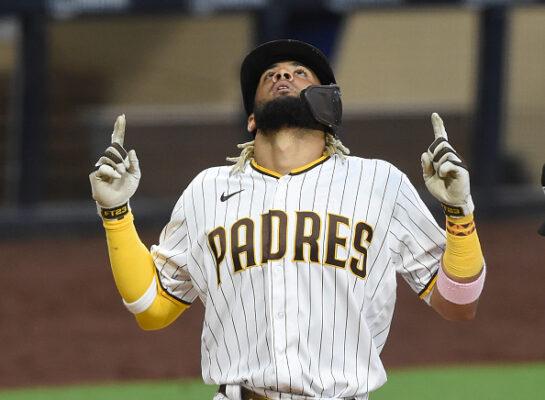 Padres 2020 season