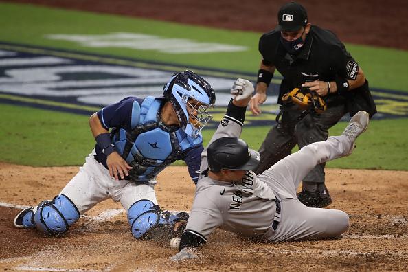 Yankees Rays