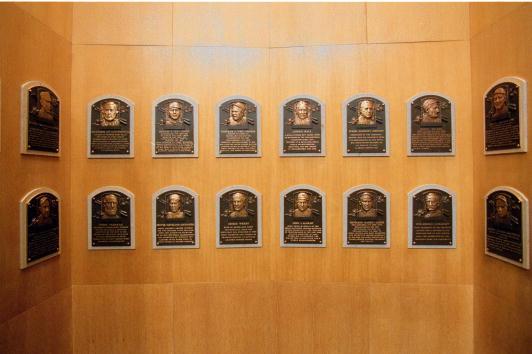 2021 Hall of Fame