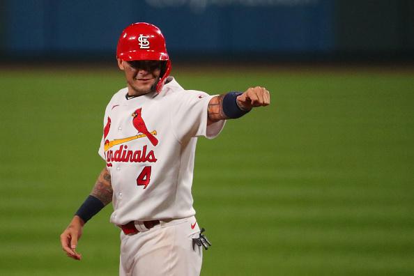 Yadier Molina Cardinals