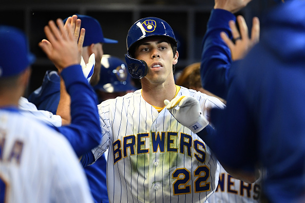 Milwaukee Brewers roster