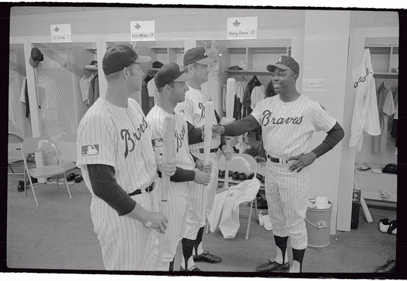 Braves 1960s