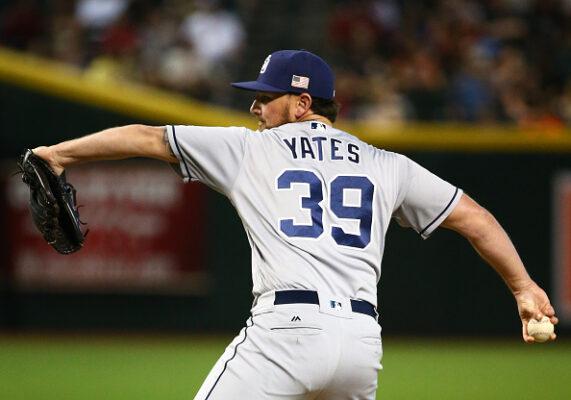 Kirby Yates