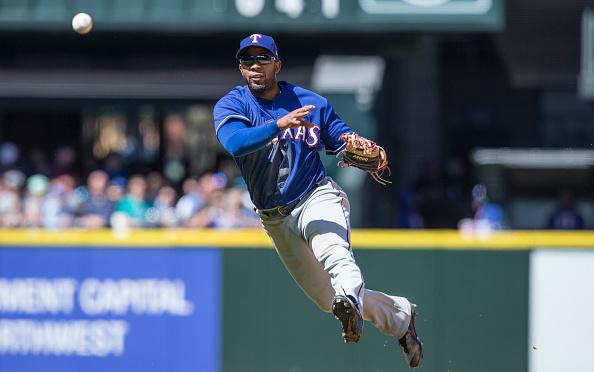 Texas Rangers Trade
