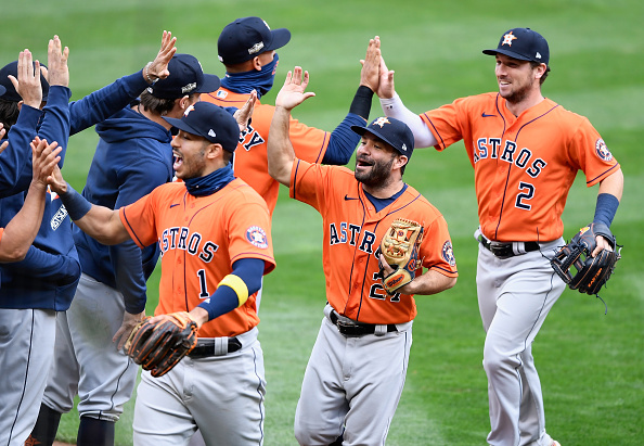 2021 Houston Astros