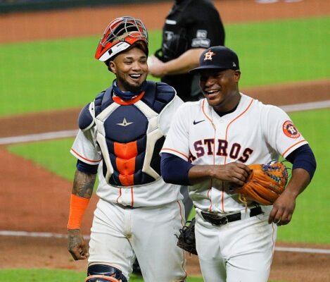 Astros starting rotation