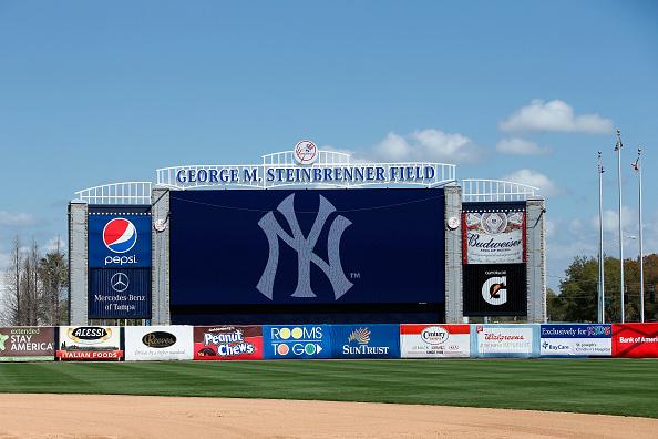 Yankees catchers