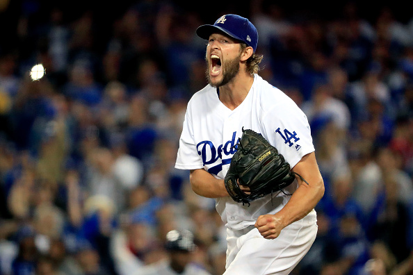 Dodgers Opening Day Starter