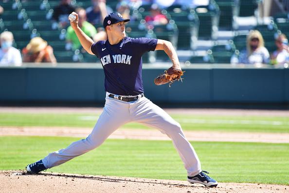 Yankees Starting Pitching