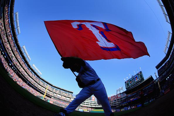 2021 Texas Rangers