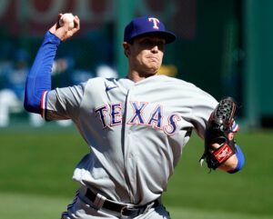 Texas Rangers Season Opener