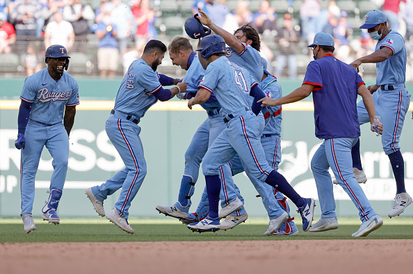Texas Rangers Notes - April 15-18 - Last Word On Baseball