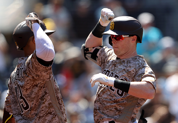 Padres Rally Late to Avoid Dodgers Sweep - Last Word On Baseball