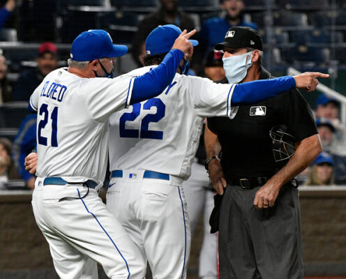 Royals Ejected