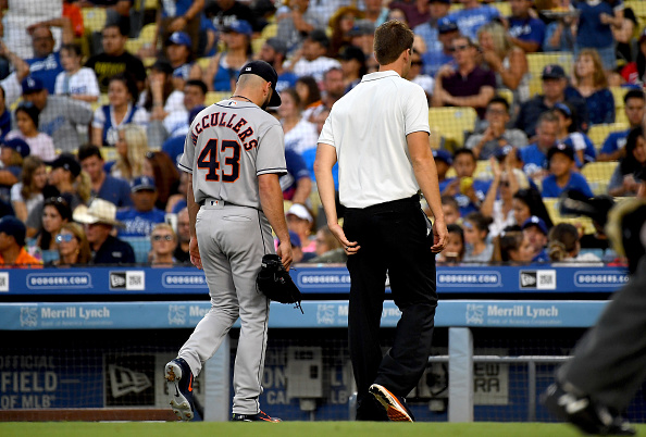 Astros injury news
