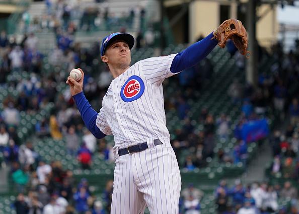 Cubs Matt Duffy