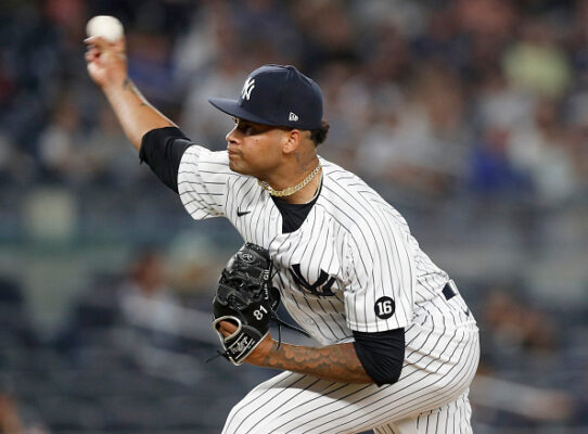 Yankees rookie