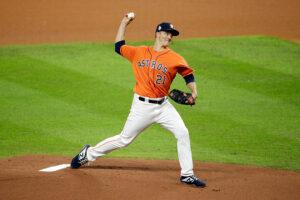 Astros pitchers