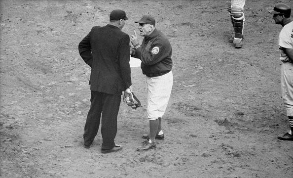 Billy McLean: primer árbitro profesional de MLB