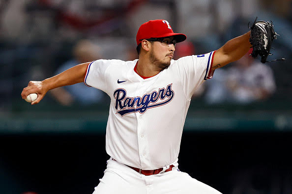 Los Rangers de Texas lanzan el final de la temporada a los indios