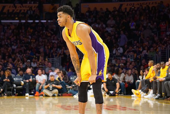 be8ba8f3c Brook Lopez Traded to Los Angeles Lakers for D Angelo Russell ...