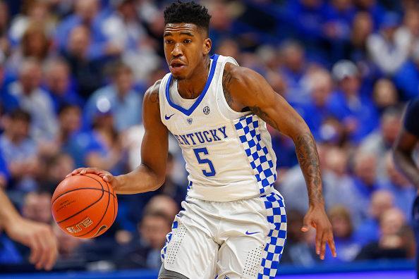 Uk Basketball: Malik Monk NBA Draft Profile