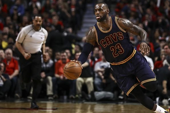 4dee0762f7b7 LeBron James Proving Unquestionable Value in NBA Playoffs - Last Word on Pro  Basketball