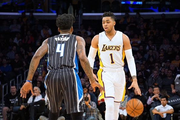 7a6c597be Los Angeles Lakers Trade D Angelo Russell  Why the Deal Makes Sense