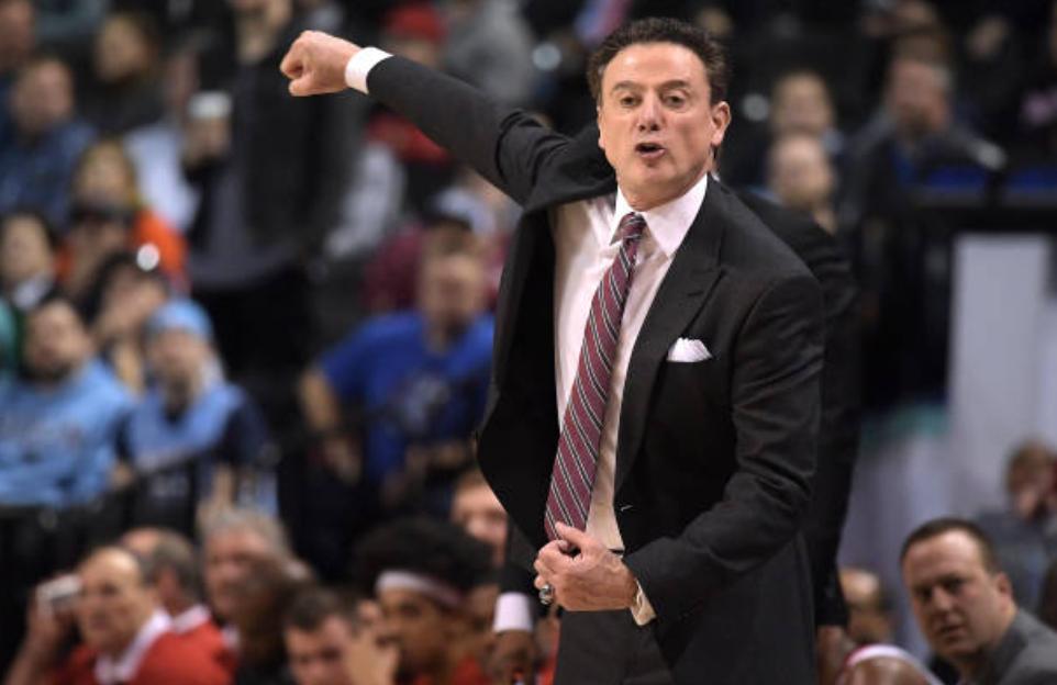 Rick Pitino Fired As Louisville Head Basketball Coach
