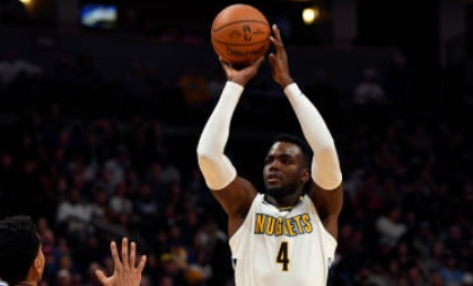 Nuggets Notes: Chandler '95 Percent' Certain He'll Suit Up in Houston