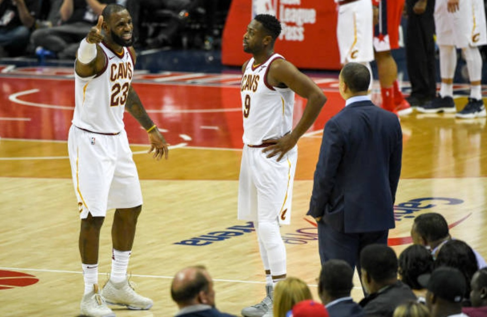 NBA Recaps: James ejected, but Cavs win