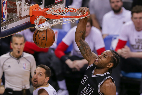 Spurs superstar's rehab shut down as quad problem lingers